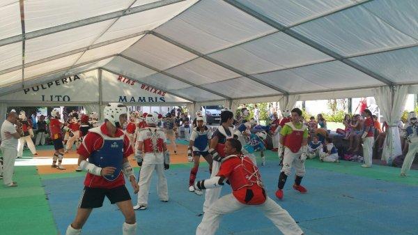 STAGE SO5 - SUENO OLYMPICO -  GALICIA JUILLET 2014