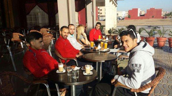 Open International de Oujda 1-2 Novembre 2014