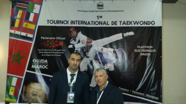 Open International de Oujda 1-2 Novembre 2014