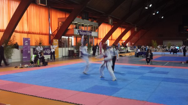 GRENOBLE OPEN RHONE-ALPES 8 NOVEMBRE 2014