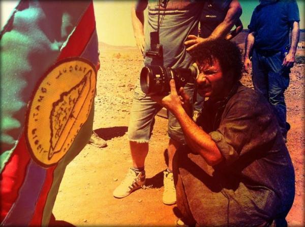 Le tournage de Vive la France a commencer