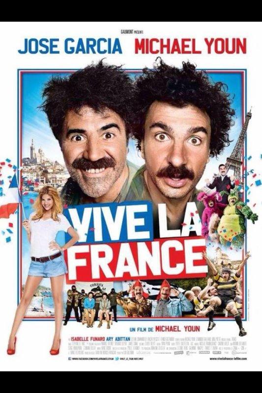 Bande annonce Vive la France !!!