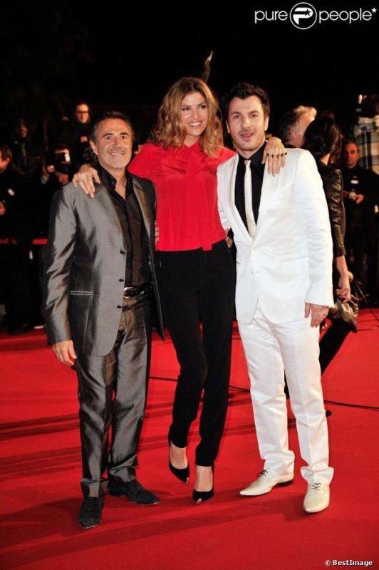 Michael ,Isabelle et José au NRJ Musics awards