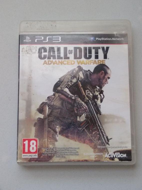 Call of Duty: Advanced Warfare sur PS3
