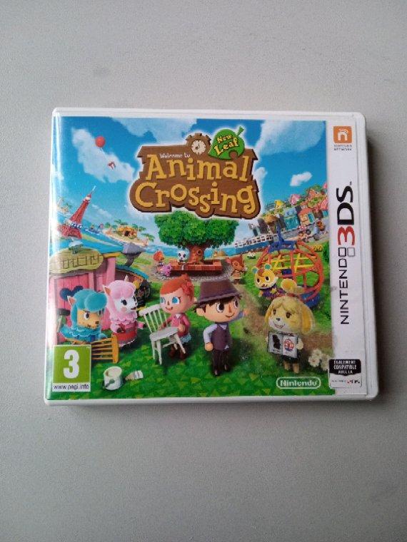 Animal Crossing : New Leaf 3DS