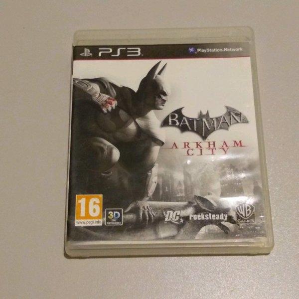 Batman: Arkham City PS3