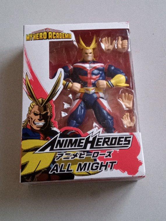 My hero Academia Figurine Anime Heroes