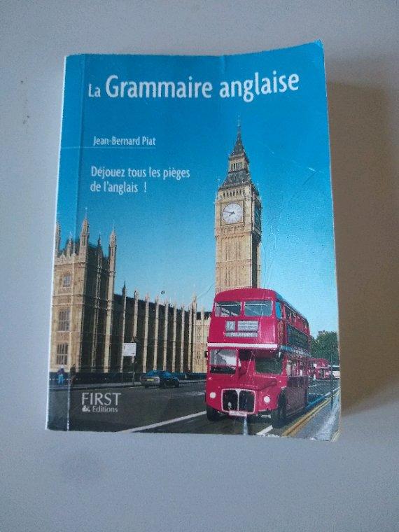 La Grammaire anglaise