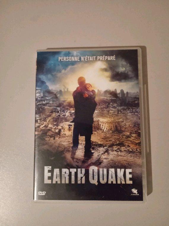 Earthquake DVD