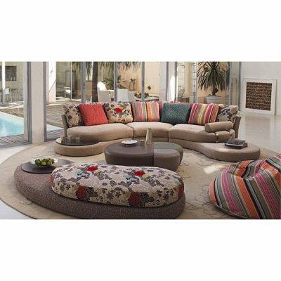Roche bobois formentera sofa sofa menzilperde net - Modulaire zitbank rots bobois ...