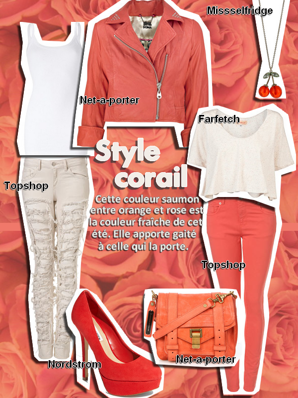 Style corail