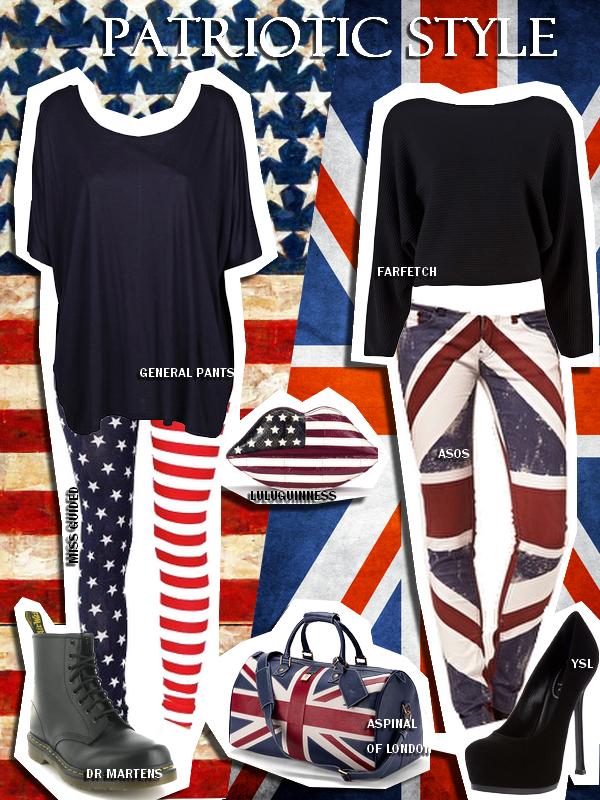 Patriotic style