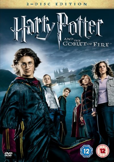 harry potter et la coupe du feu