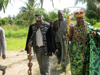 sur la route de l'unification de l'Afrique