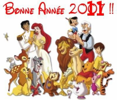 bonne annee2011