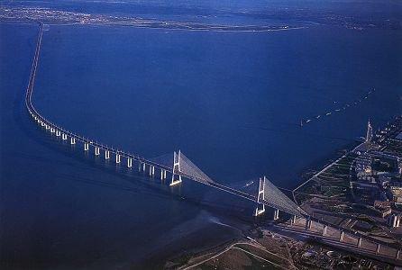 a maior ponte da europa ♥
