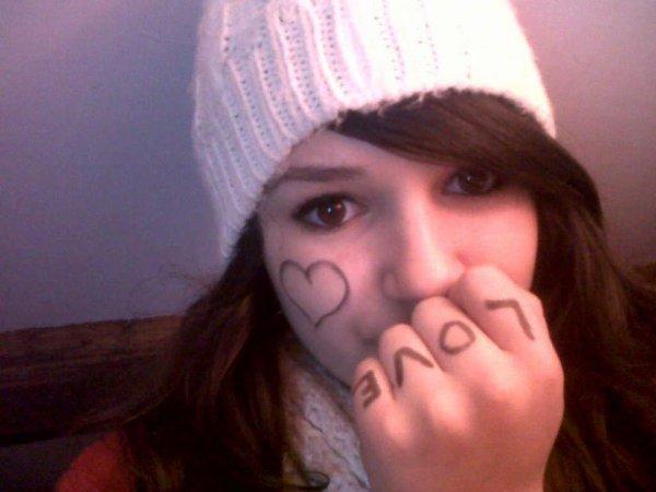 Cada dia que passa te amo cada vez mais :$ ♥