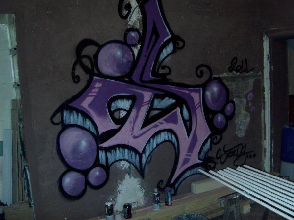 debut sur mur