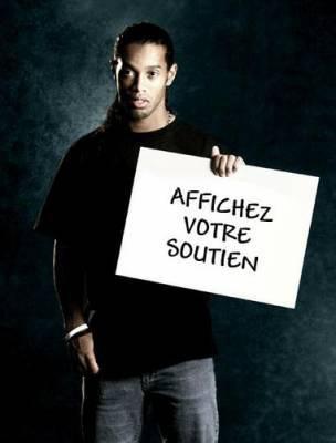 SAY NO TO RACISM - DITES NON AU RACISME