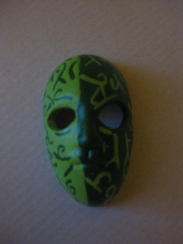 Petit Masque Vert