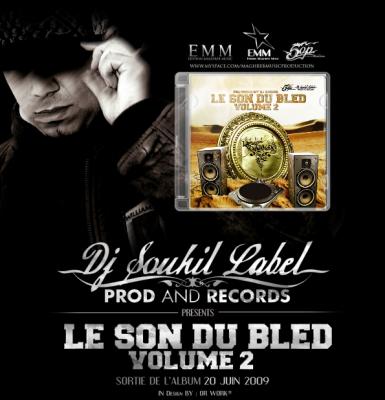 LE SON DU BLED 2 Sortie de l'album 20 juin 2009