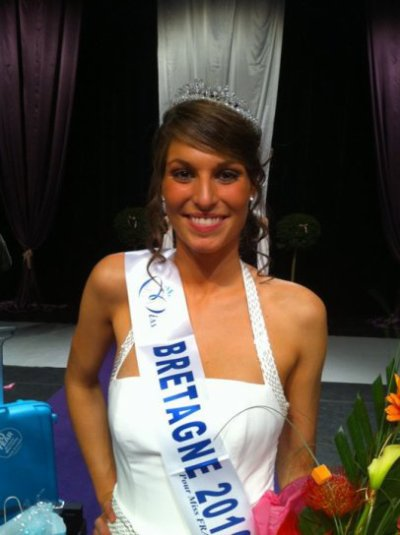 miss france 2011  Laury Thilleman  miss bretagne
