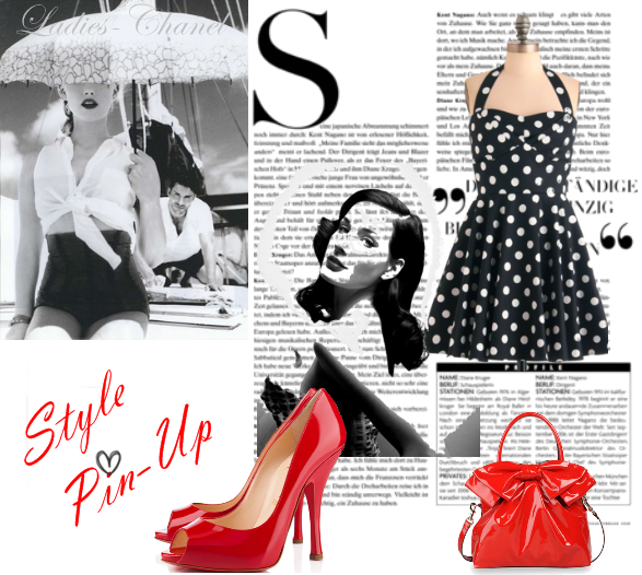 Rubrique Mode : Style Pin-Up