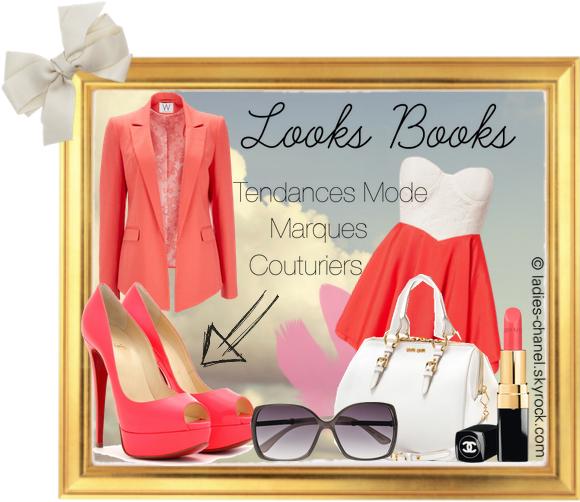 Rubrique Commandes : Commande n°1 pour  looksbooks