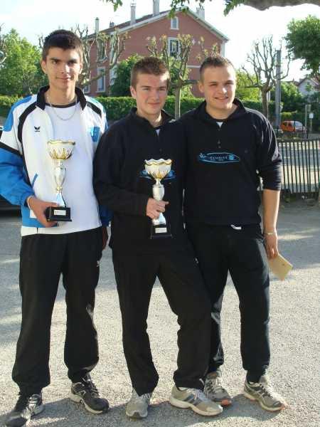 Saison 2012-2013 : Moins de 18 ans et le traditionnel