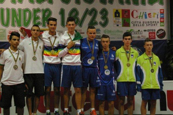 Saison 2013-2014 : mondial jeunes