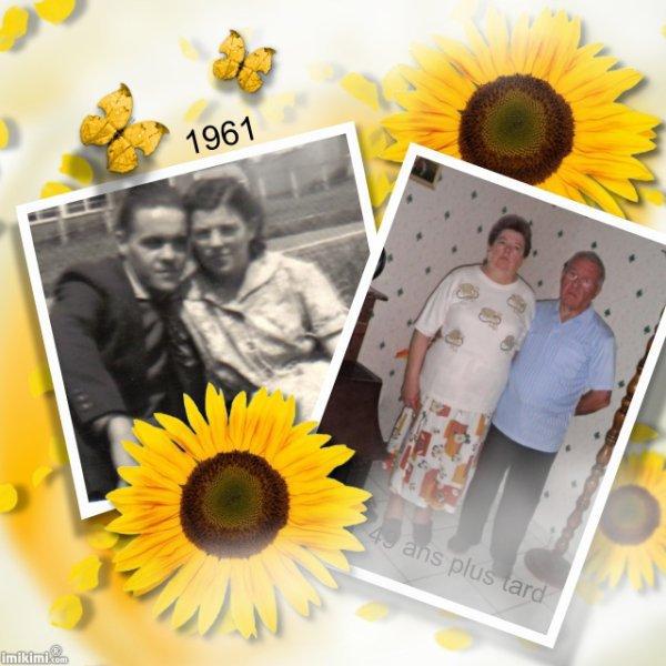 PAPY/MAMY mon épouse et moi