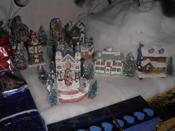 Décos  de Noel 2015