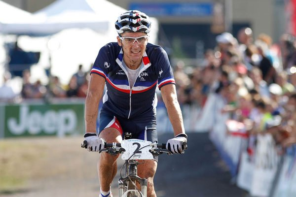 Julien Absalon seulement 5ème