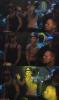 Justin Bieber fait une danse trés sexy torse nu est en boxer noir Calvin Klein