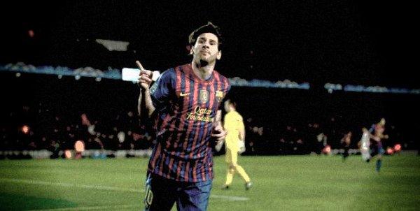 Messi , encore un record