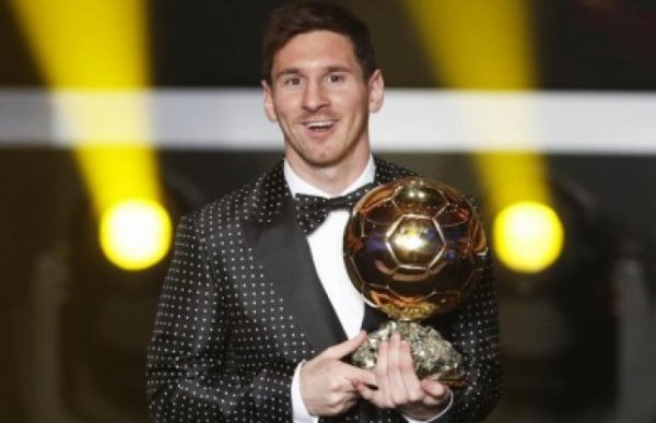 Messi Messi Messi Messi !!!!