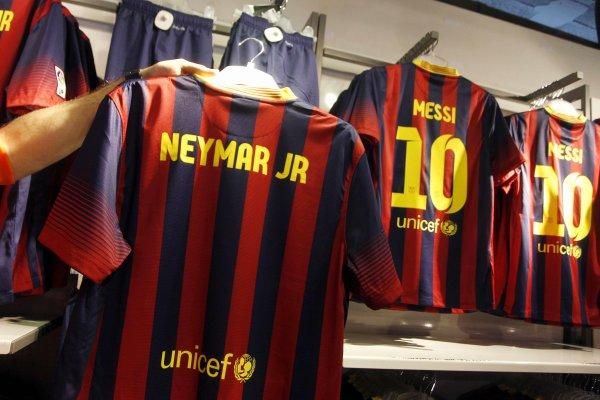 Neymar noraj