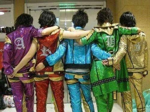 Arashi Power Rangers !!!