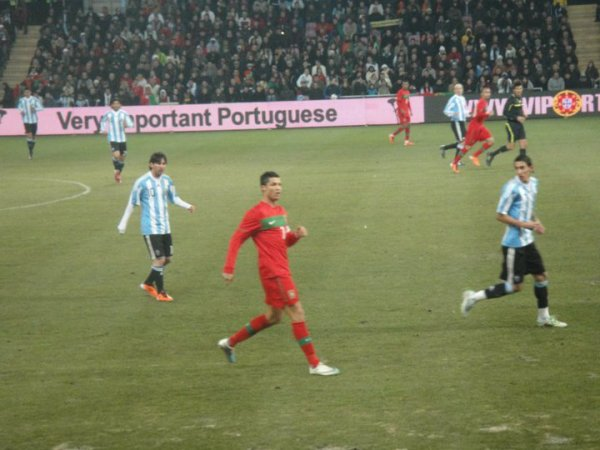 Mr C.Ronaldo