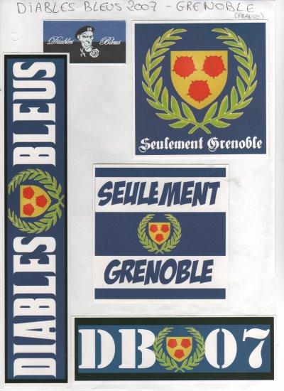 Diables Bleus 2007
