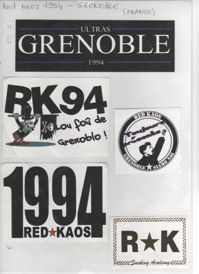 Red Kaos 1994
