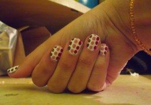 Nail arts ( 7 )
