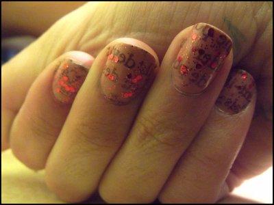 Nails arts ( 8 )