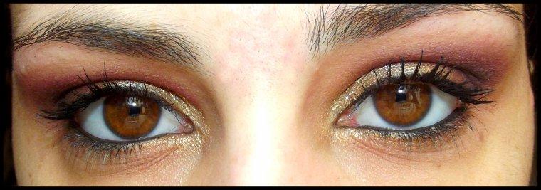 Make up ( 5 ) Rose & Doré