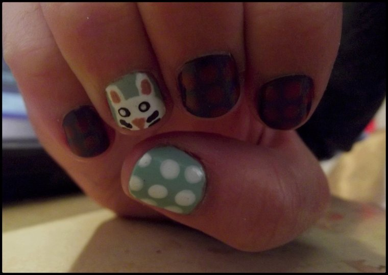Nail arts ( 21 )