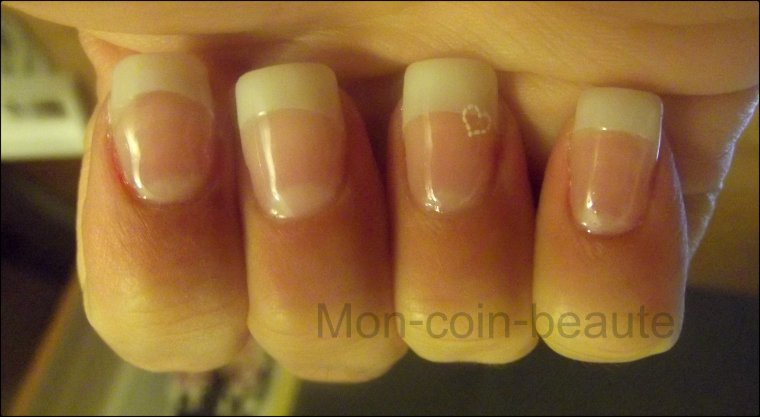 Nail art (44 ) French en Gel