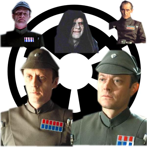 Les grands dirigeants de l'Empire