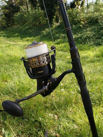 """BATTLE by Penn: """"il mulinello costruito per vincere la guerra tra uomo e pesce"""""""