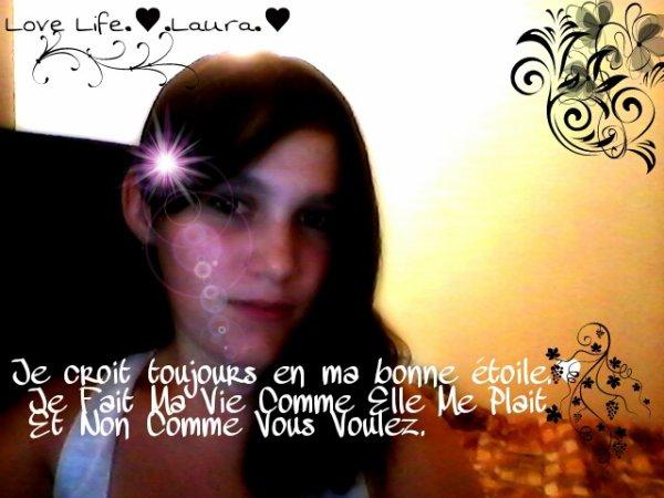 Voila Une Petite Photo De Moi =3