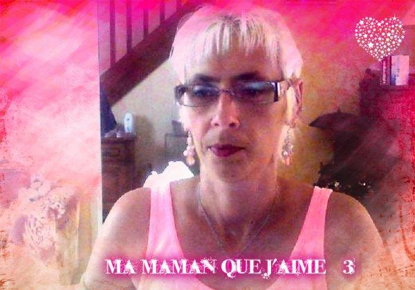 Ma Maman C'est La Meilleure <3!